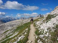 Dolomiten-Durchquerung (4)