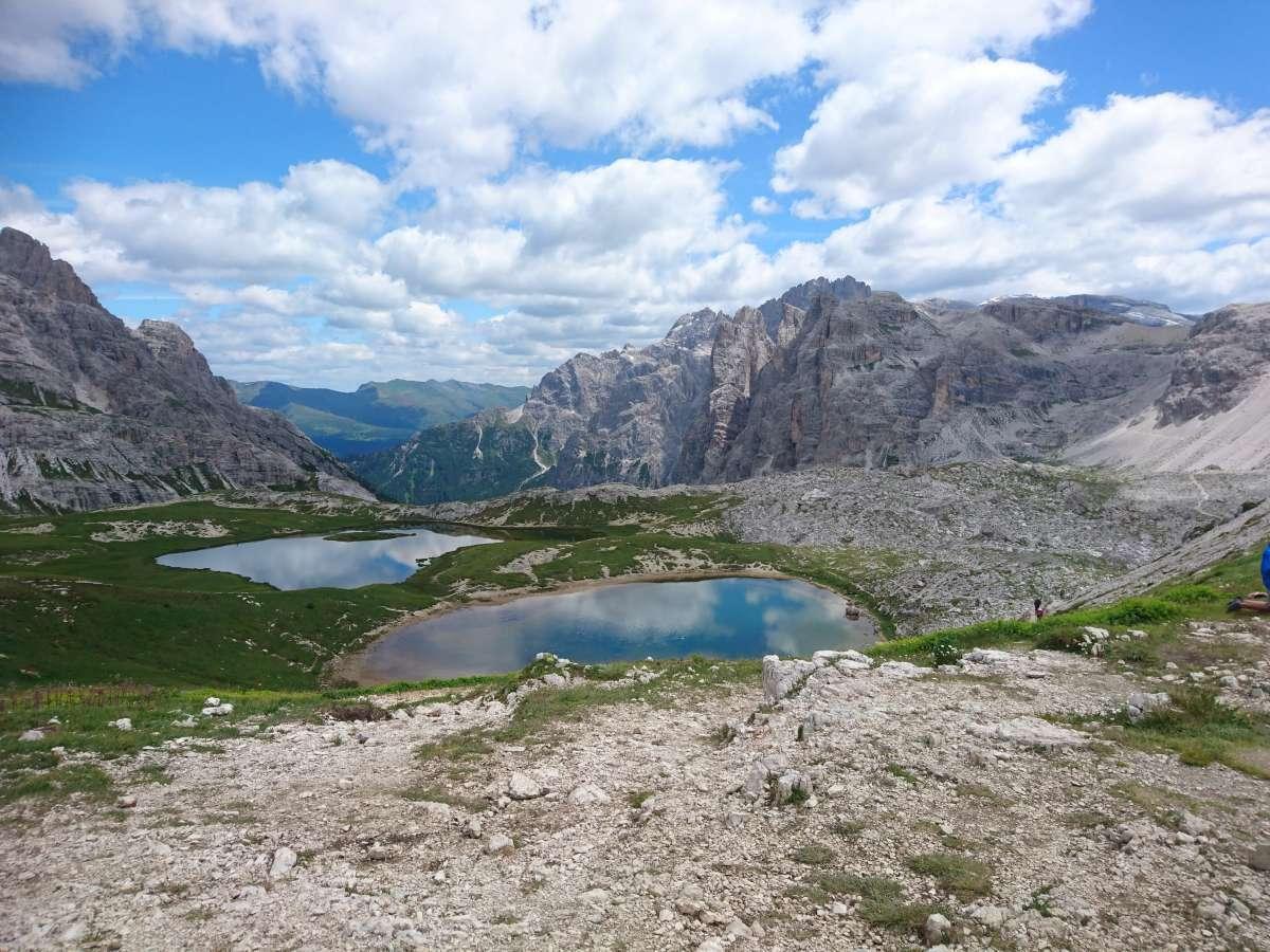 Dolomiten-Durchquerung (6)