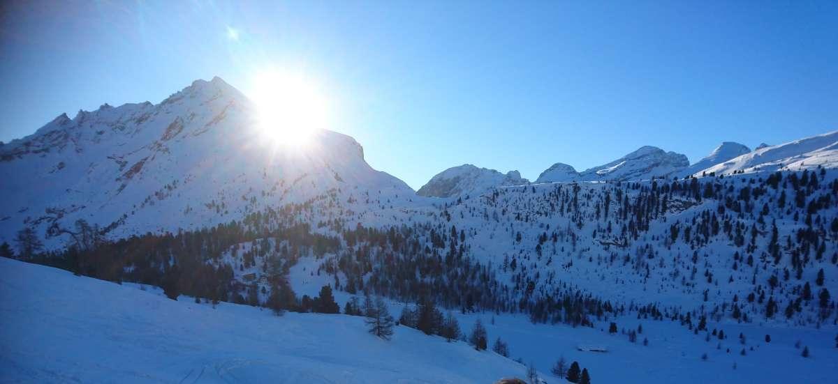 Schneeschuhtour Fanesalm (6)