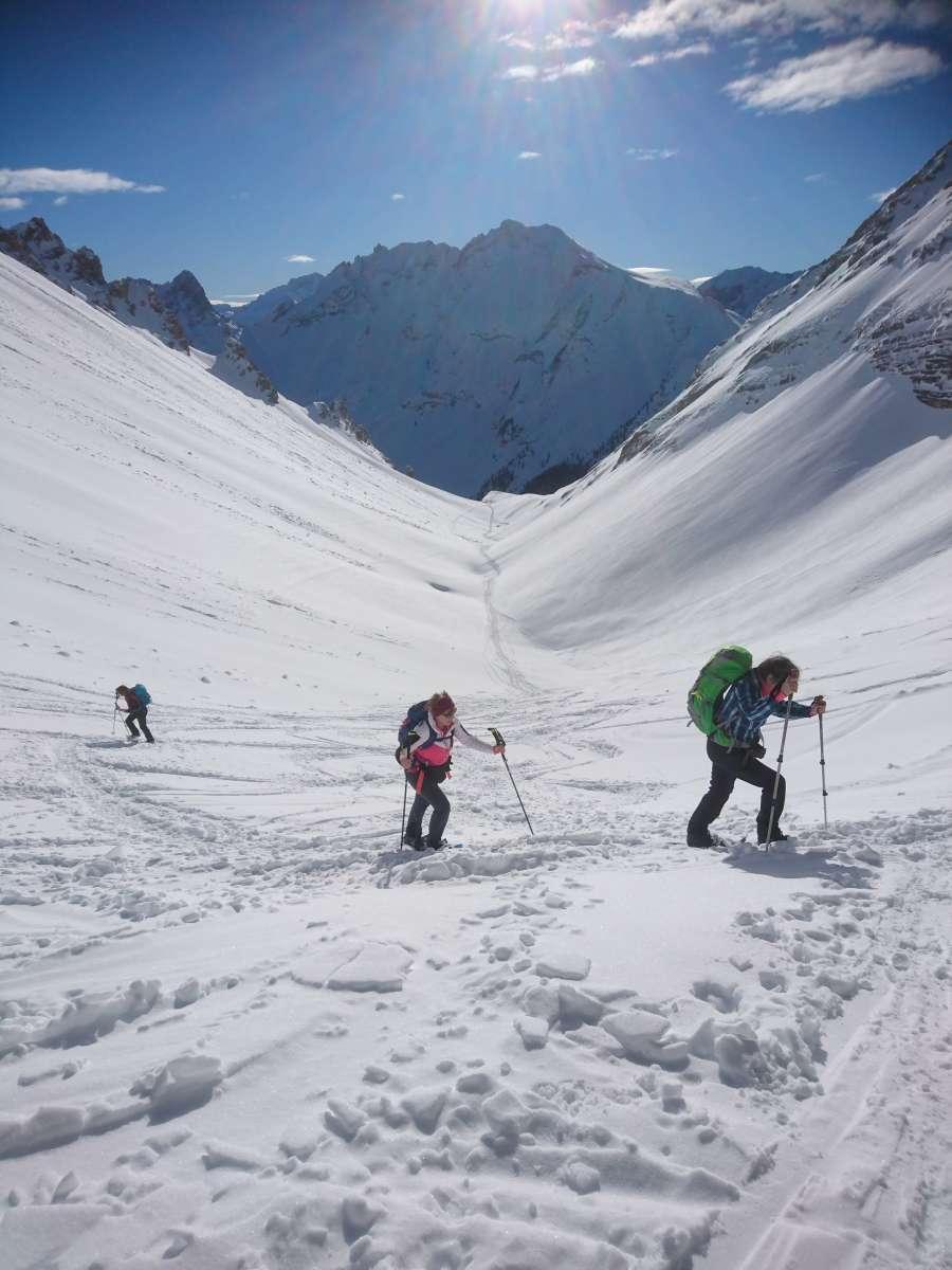 Schneeschuhtour Fanesalm (8)