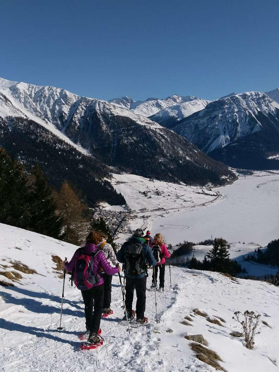 Schneeschuhtour Obervinschgau (1)