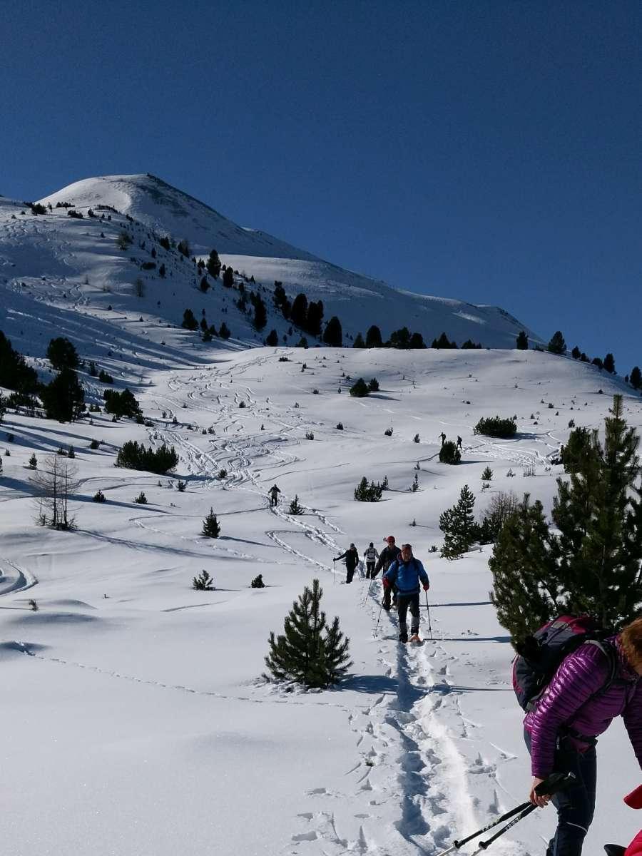 Schneeschuhtour Obervinschgau (3)